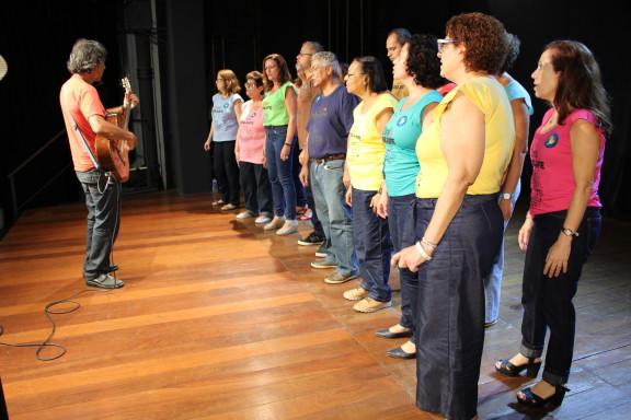 Noite de música e solidariedade no Centro Cultural da Justiça Federal
