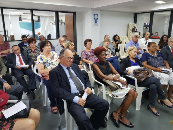 Reunião do Mosap debate Reforma da Previdência