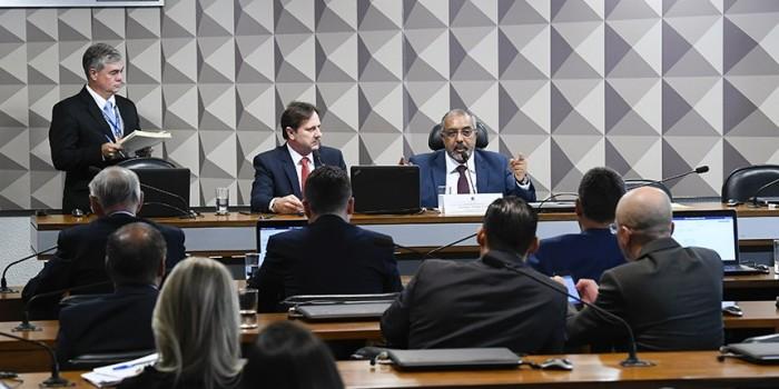Senado promove dia 25/2 primeira audiência pública sobre Reforma da Previdência