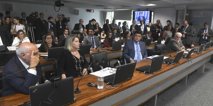 Sindicato vai intensificar a luta contra aprovação do PLS 116