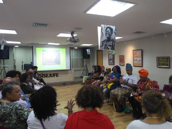 Exposição fotográfica retrata mulheres negras no Sisejufe