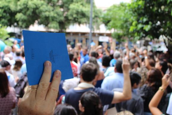 Servidores do Rio elegem 66 delegados para o 10º Congrejufe