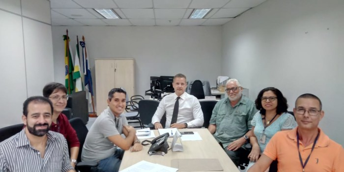 Sisejufe avança em pauta de reivindicações com a nova administração do TRT