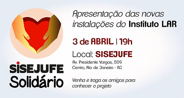 Sisejufe Solidário convida servidores para que conheçam os projetos voltados à população de rua