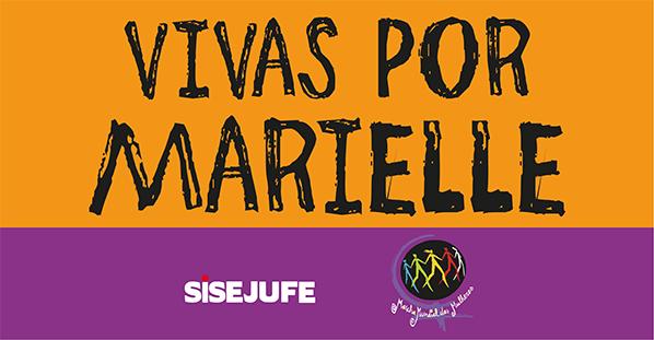 Sisejufe participa do Festival Justiça por Marielle e Anderson nesta quinta