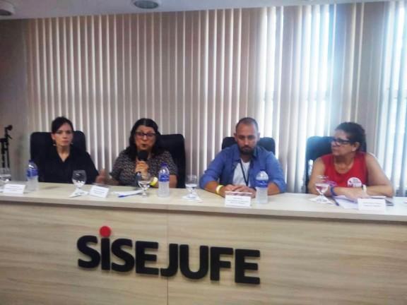 Sisejufe apoia Ciclo de Palestras sobre Parkinson, no mês de conscientização da doença