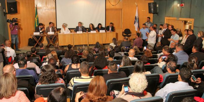 Reestruturação da política da pessoa com deficiência no estado é debatida na Alerj