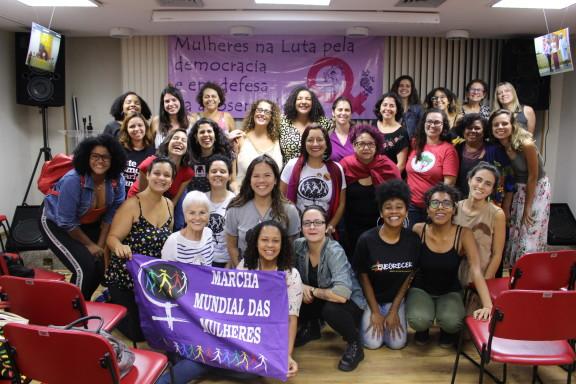 Marcha das Margaridas lança mobilização na capital do Rio de Janeiro