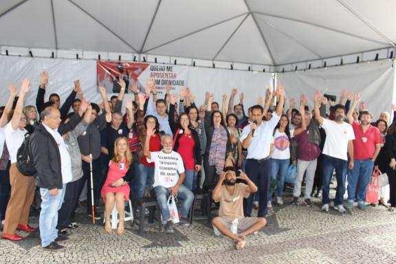 Servidores do Judiciário Federal do RJ aprovam adesão à Greve Geral por maioria esmagadora