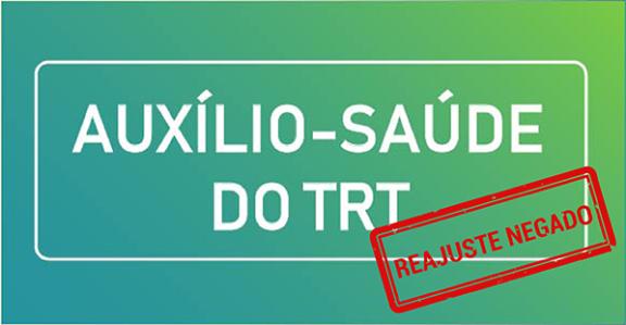 Emenda 95 impede reajuste de auxílio saúde no TRT-RJ