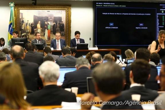 Sisejufe intensificará pressão para convencer deputados a votarem em plenário contra Reforma da Previdência