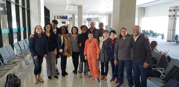Integrantes do DAP partem para sua primeira viagem internacional, rumo ao Chile