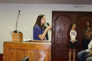 Presidente do TRE, Jacqueline Montenegro